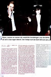 High class escort agency Amsterdam